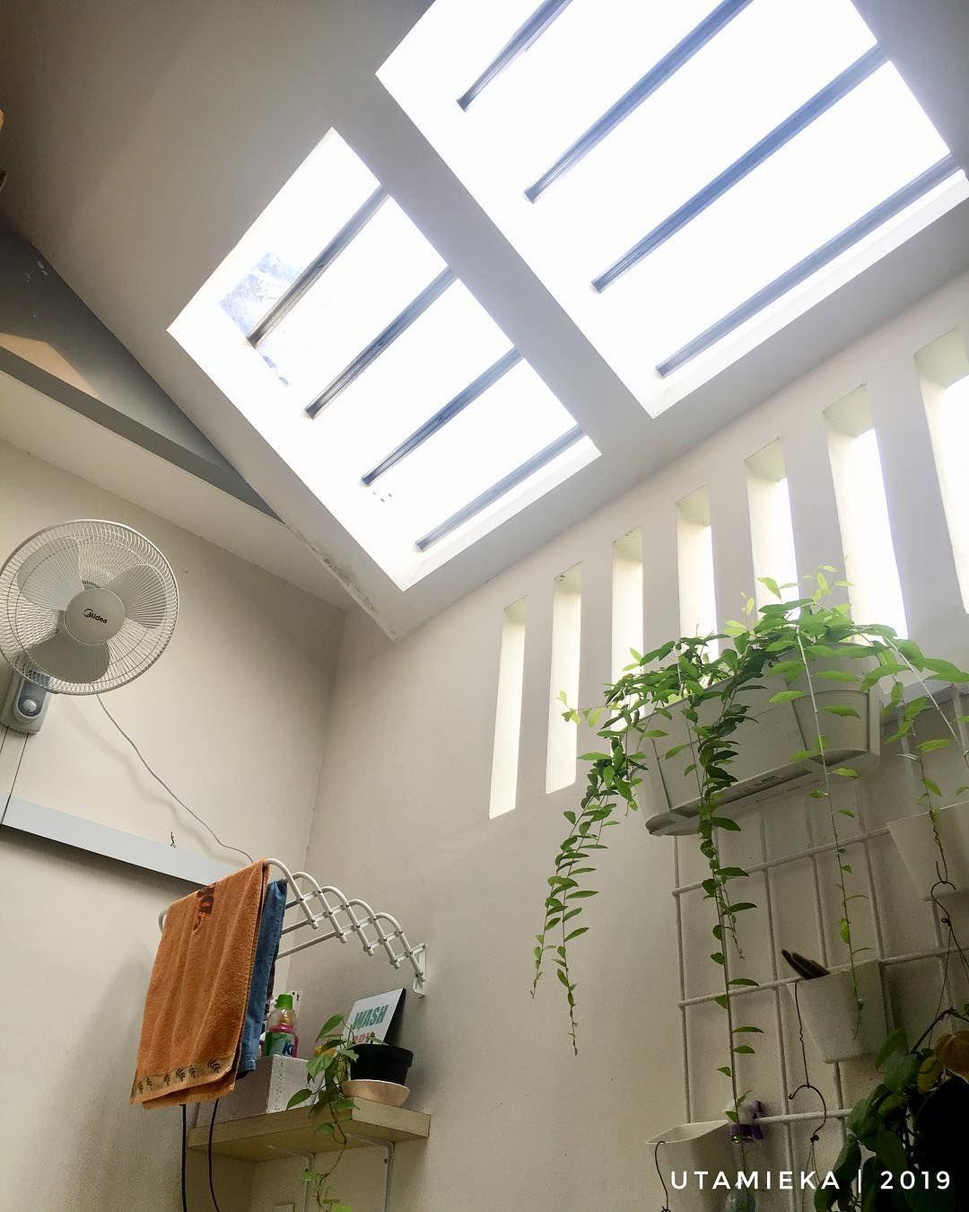 Desain Atap Rumah Transparan