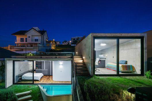 Casa LEnS,© Nelson Kon