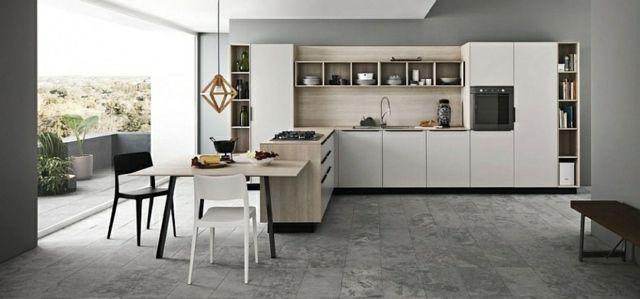 Design contemporaneo della cucina – 11 esempi entusiasmanti | cucine ...