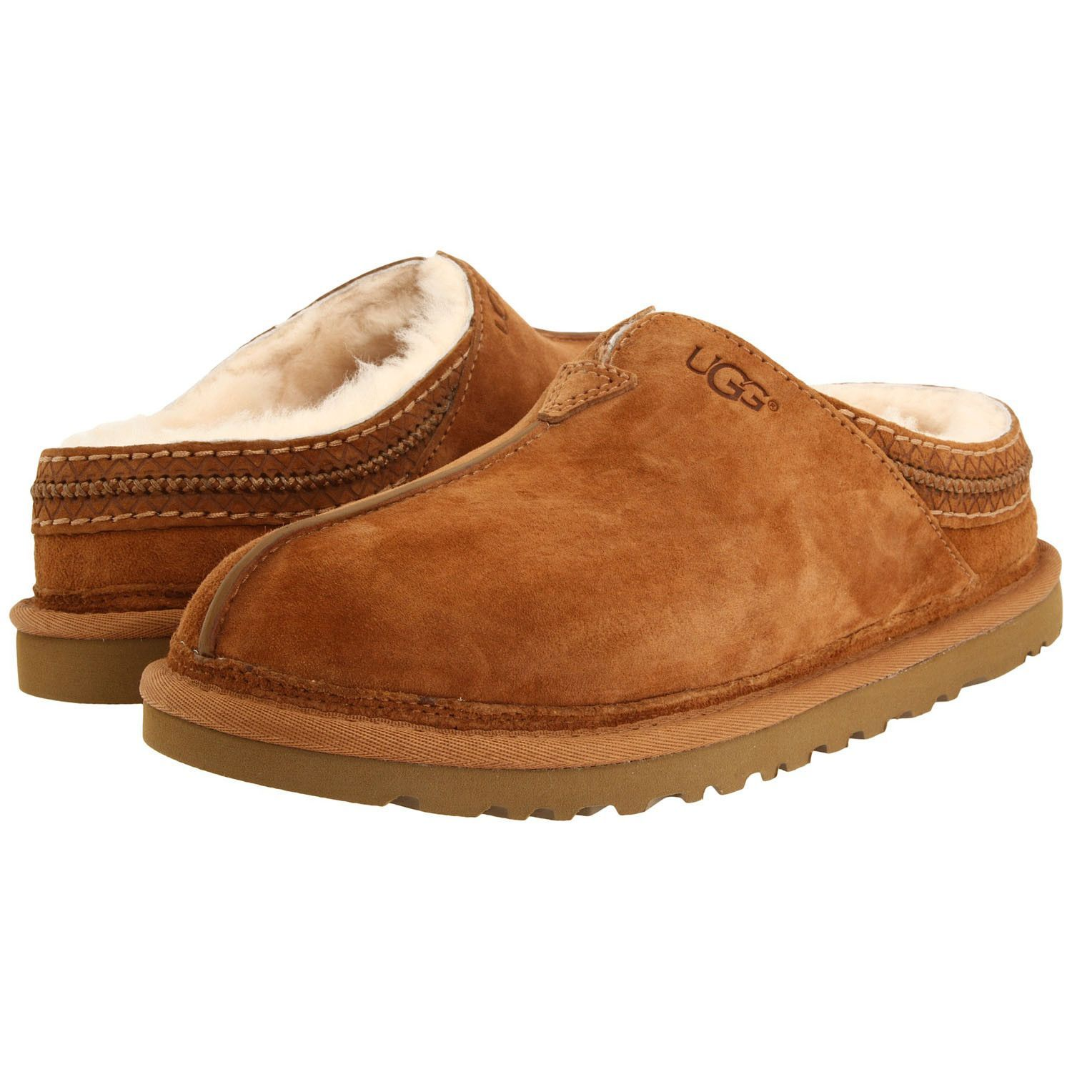 16737db8ac2 UGG Neuman Men | Chestnut (3234) | ,EMS slippers uggs | Shoes, Clogs ...