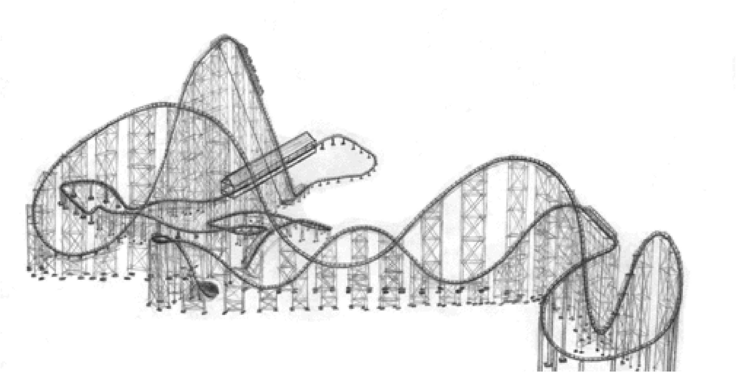 Roller Coaster Design Drawings Google Search With Images