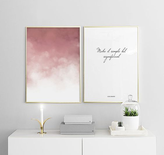 pinallana on  jewel   minimalist wall decor decor