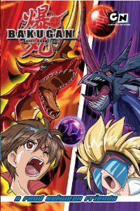 Bakugan Battle Brawlers 3 A Feud Between Friends Cartoon Network