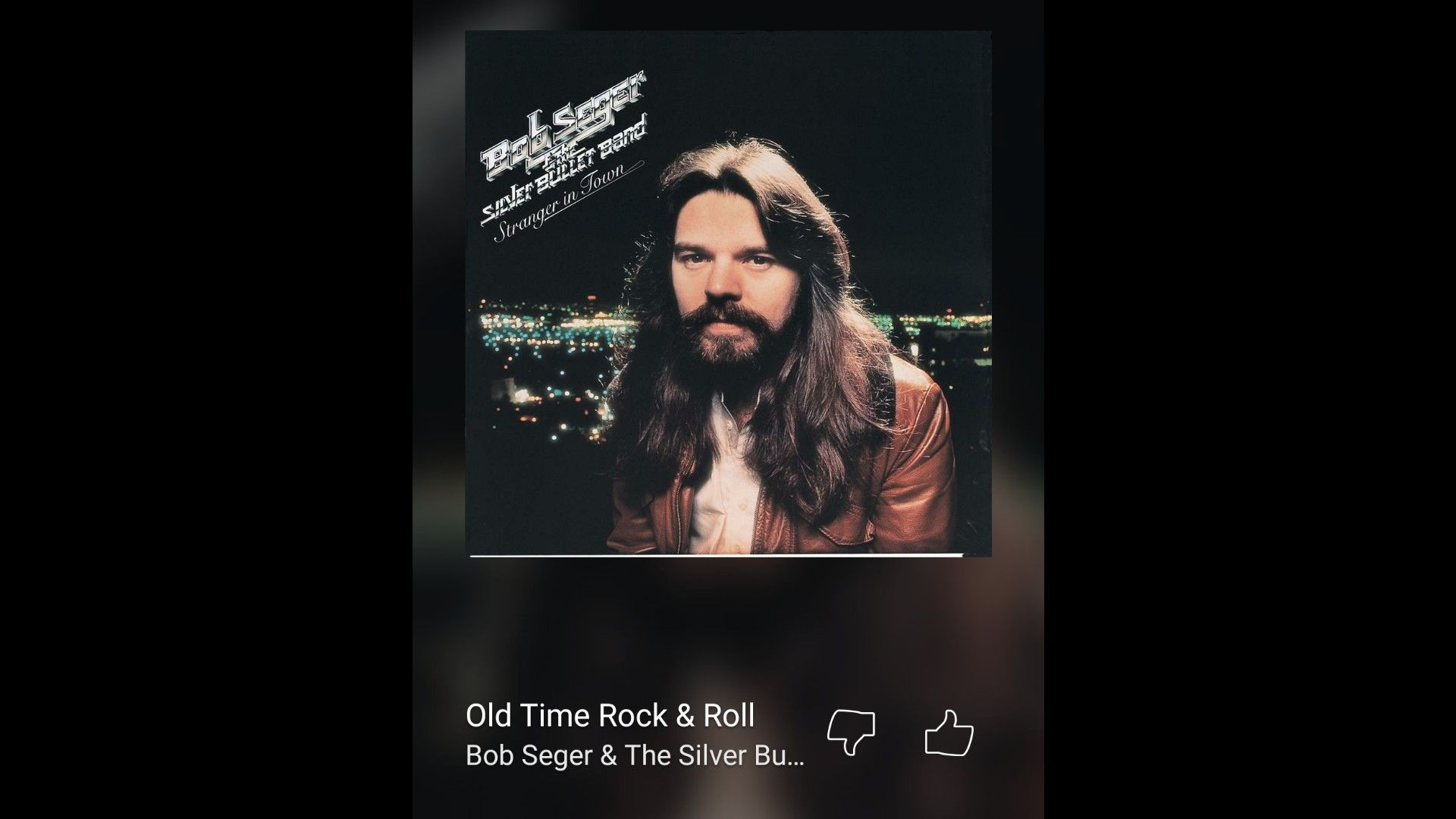 Bob Seger By Amon Davis On Love Of Music Hollywood Night Rock And Roll