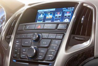 The 2014 Verano Luxury Sedan With Buick Intellilink Infotainment