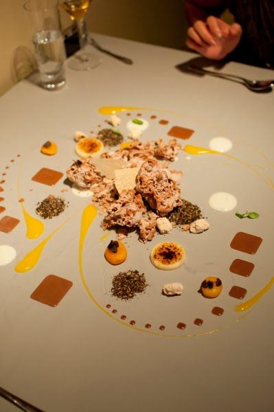 Oh Alinea Fancy Food Presentation Fine Dining Desserts Plated