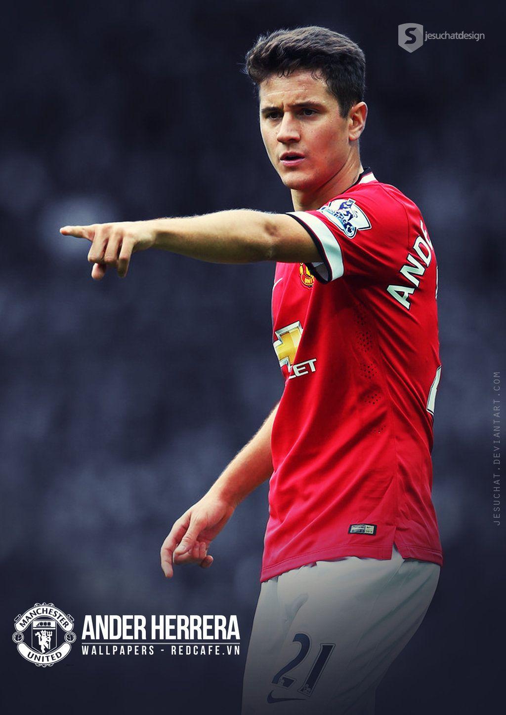 Kumpulan Wallpaper Ander Herrera Terbaru Dan Terkeren 2015 2016 Manchester United Manchester United Football Club Manchester United Football