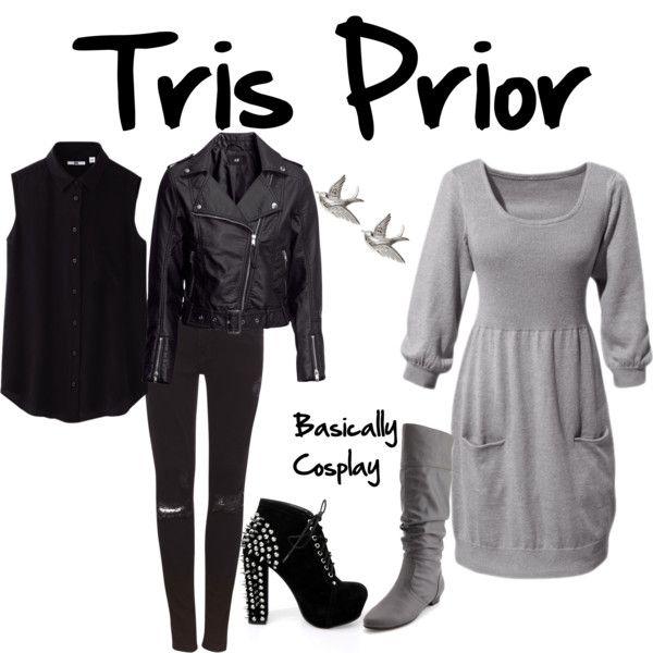 Tris prior divergent\