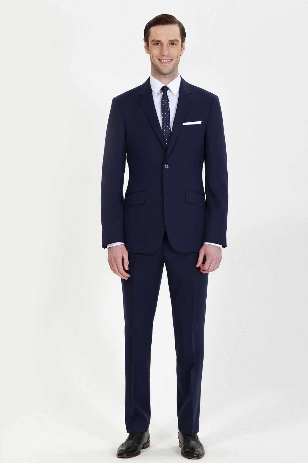 Two-piece Suit ID-749 in 2019   Men s Fashion World   Suits, Men s ... e9d2907145