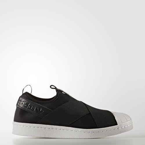 adidas Superstar Slip on Shoes White adidas US