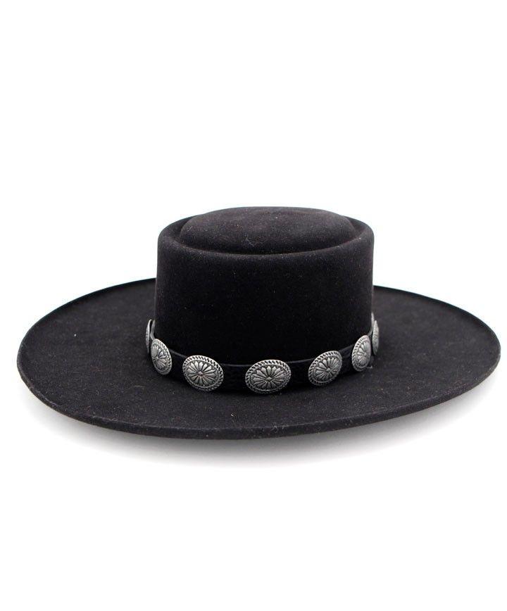 Double D Ranch Les Gauchos Bolero Hat at Maverick Western Wear ... 17ced1ae1b3b