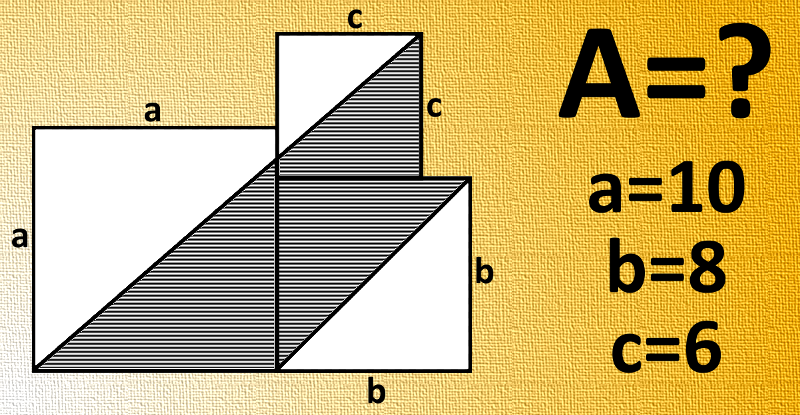 Find The Area Of The Shaded Region Accurate Up To 3 Decimal Places A10 B8 C6