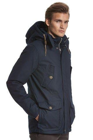 026d17163473 Elvine Sergej Jacket Dark Navy - Elvine Shop | Fashion - Mens ...
