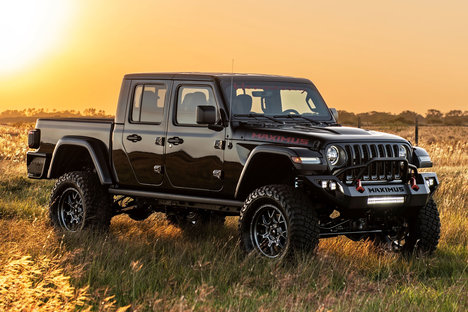 2020 Hennessey Maximus Jeep Gladiator Truck Jeep Gladiator Jeep