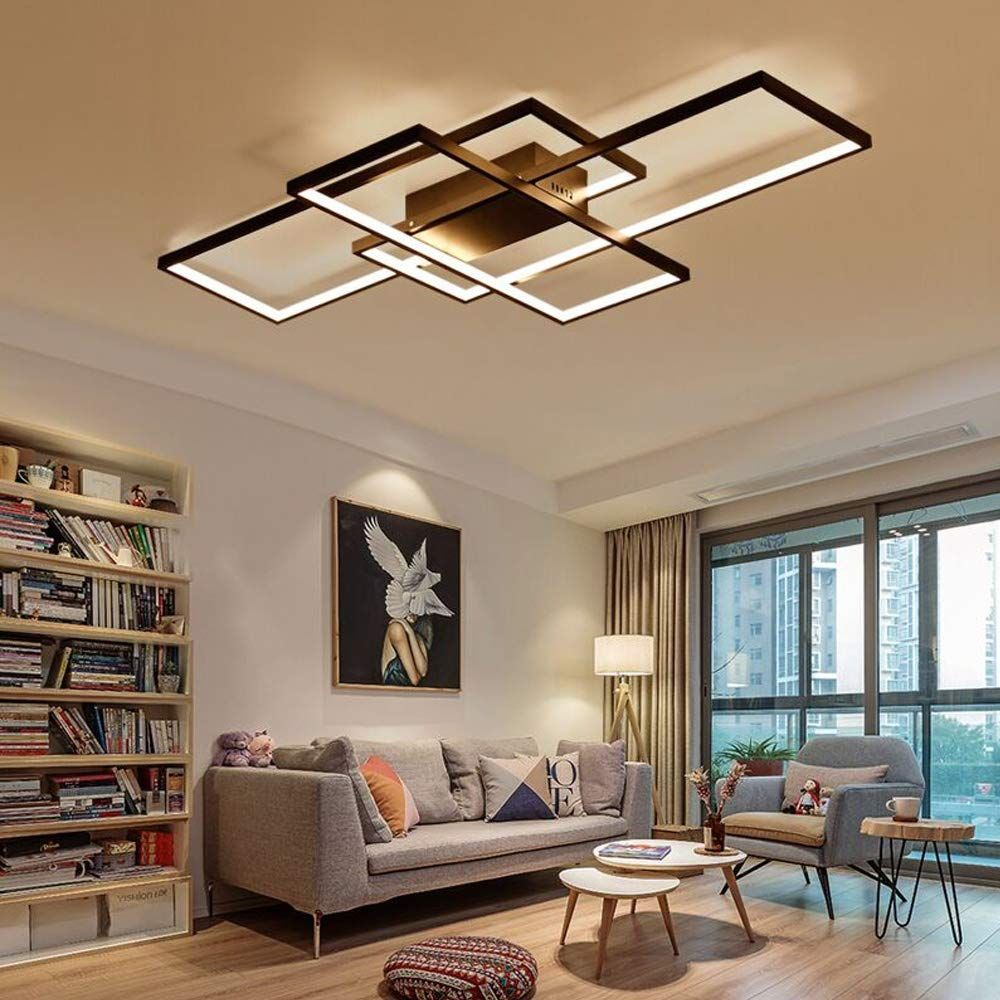 LED Plafoniera Dimmerabile con Moderno Anello