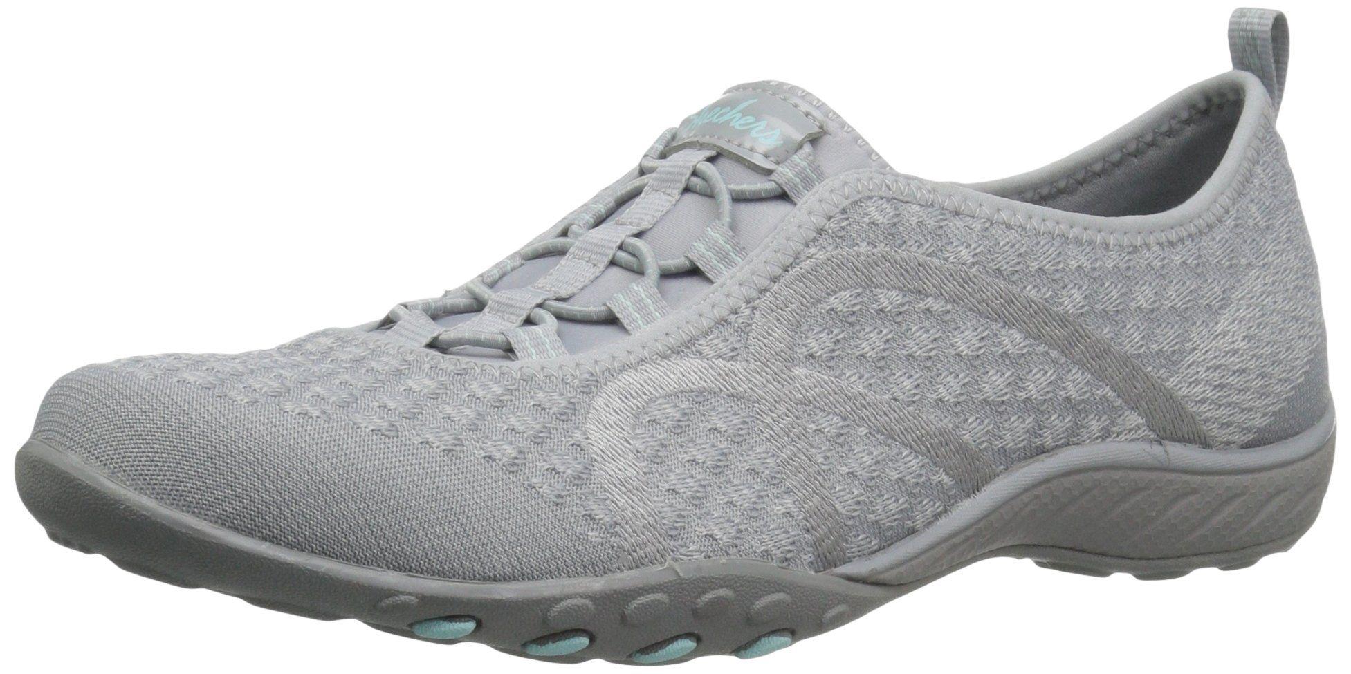 Skechers Sport Women s Breathe Easy Fortune Knit Fashion Sneaker ... 4f719ed2e7