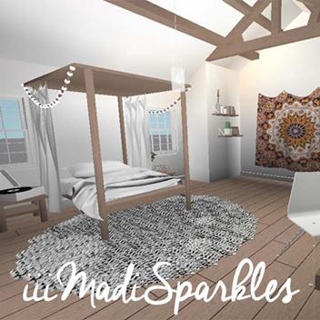 Bloxburg Living Room Ideas Aesthetic