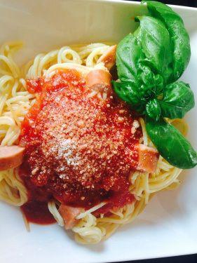 Spaghetti Spinnen