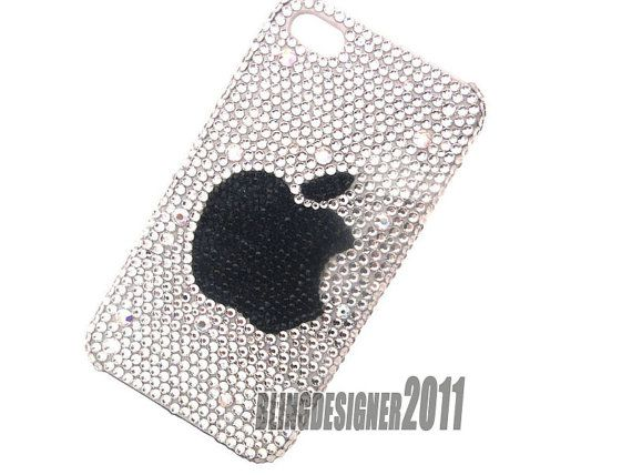 bling  crystal  diamond  hard case cover  by blingdesigner2011, $55.00