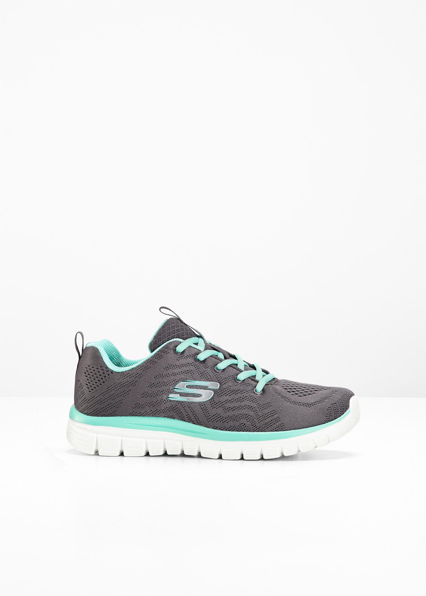 100% authentic 4f1e3 0c959 Farbenfroh und trendy: Sneaker von Skechers mit Memory Foam ...