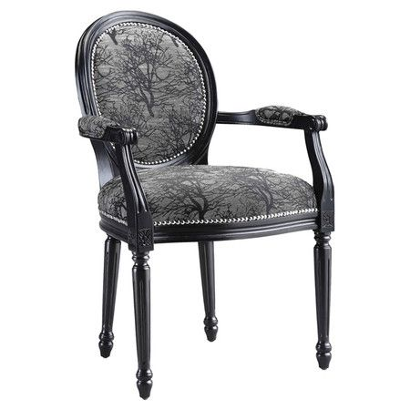 Found It At Wayfair Holmes Fabric Arm Chair In Grey