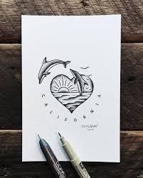 Imagini Pentru Happy Drawing Ideas With Images Dolphin Drawing