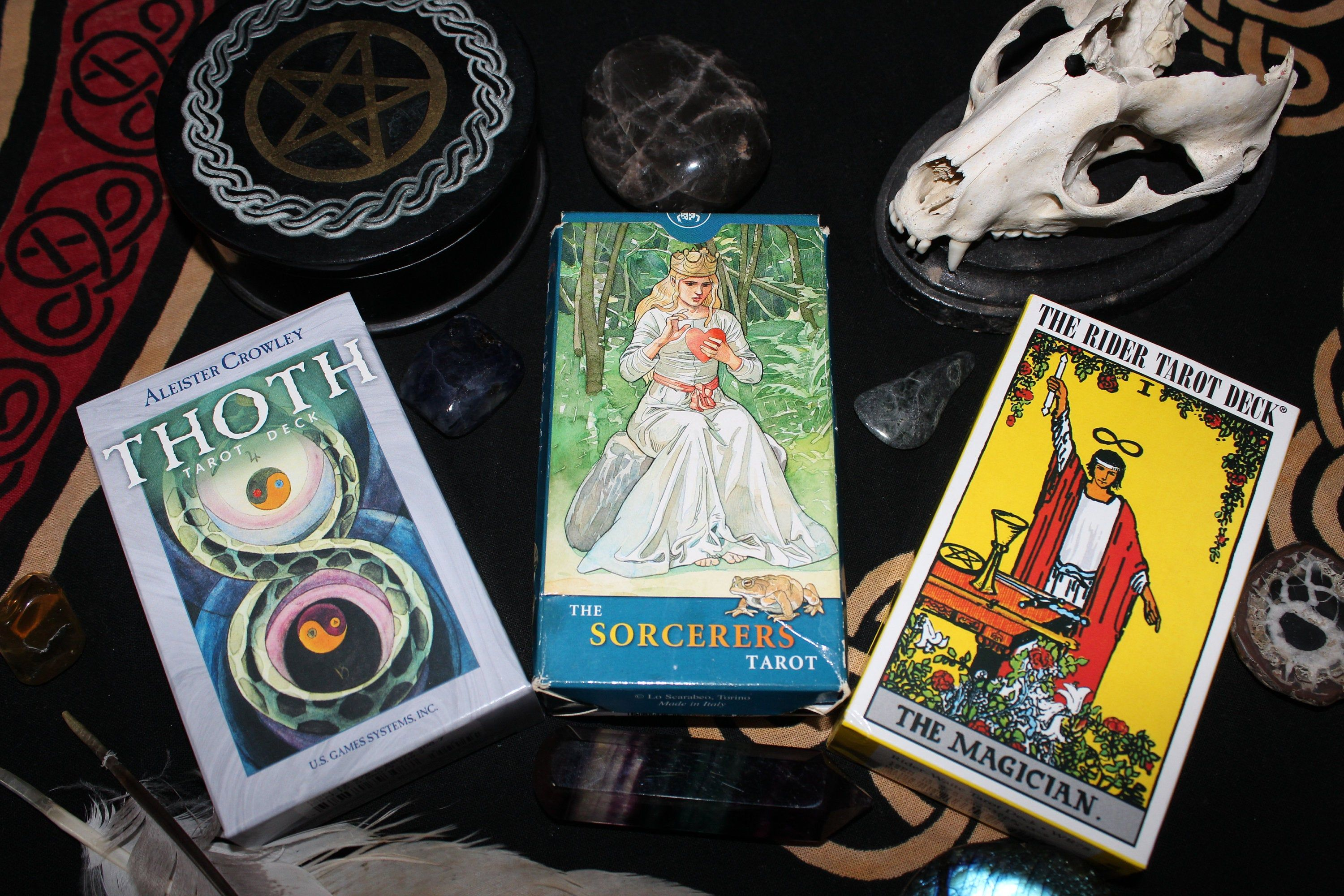 Personalized Online Tarot Card Reading For Love Career Major