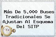 http://tecnoautos.com/wp-content/uploads/imagenes/tendencias/thumbs/mas-de-5000-buses-tradicionales-se-ajustan-al-esquema-del-sitp.jpg SITP. Más de 5.000 buses tradicionales se ajustan al esquema del SITP, Enlaces, Imágenes, Videos y Tweets - http://tecnoautos.com/actualidad/sitp-mas-de-5000-buses-tradicionales-se-ajustan-al-esquema-del-sitp/
