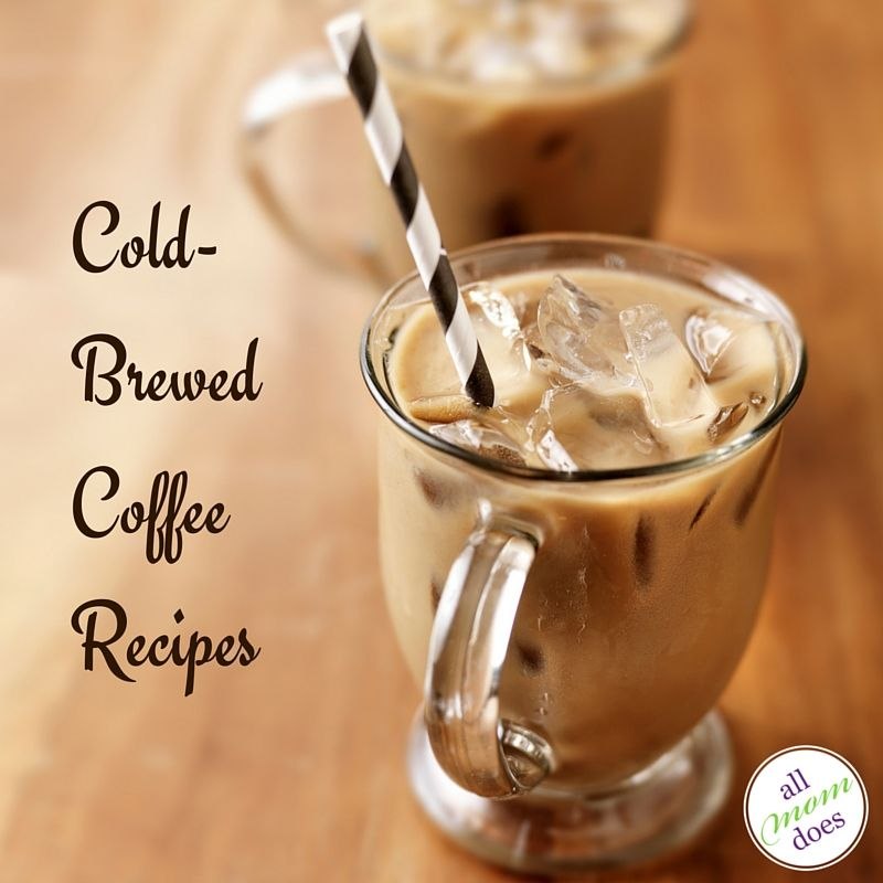 Coldbrewed coffee recipes ninja coffee bar recipes