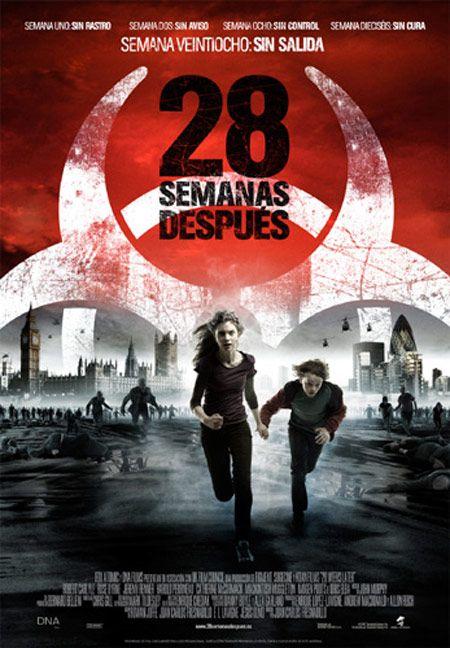 28 Semanas Despues Peliculas De Terror Peliculas De Disney Peliculas