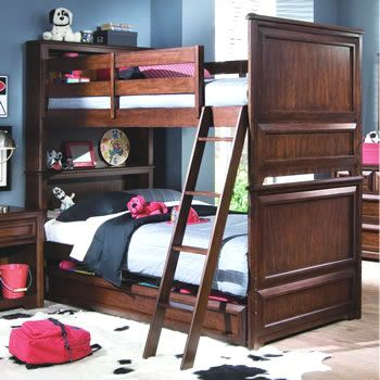 Best Lea Elite Expressions Twin Over Twin Bunk Beds With 400 x 300