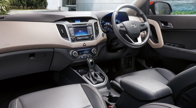 2019 Hyundai Creta Interior Hyundai New Hyundai New Suv