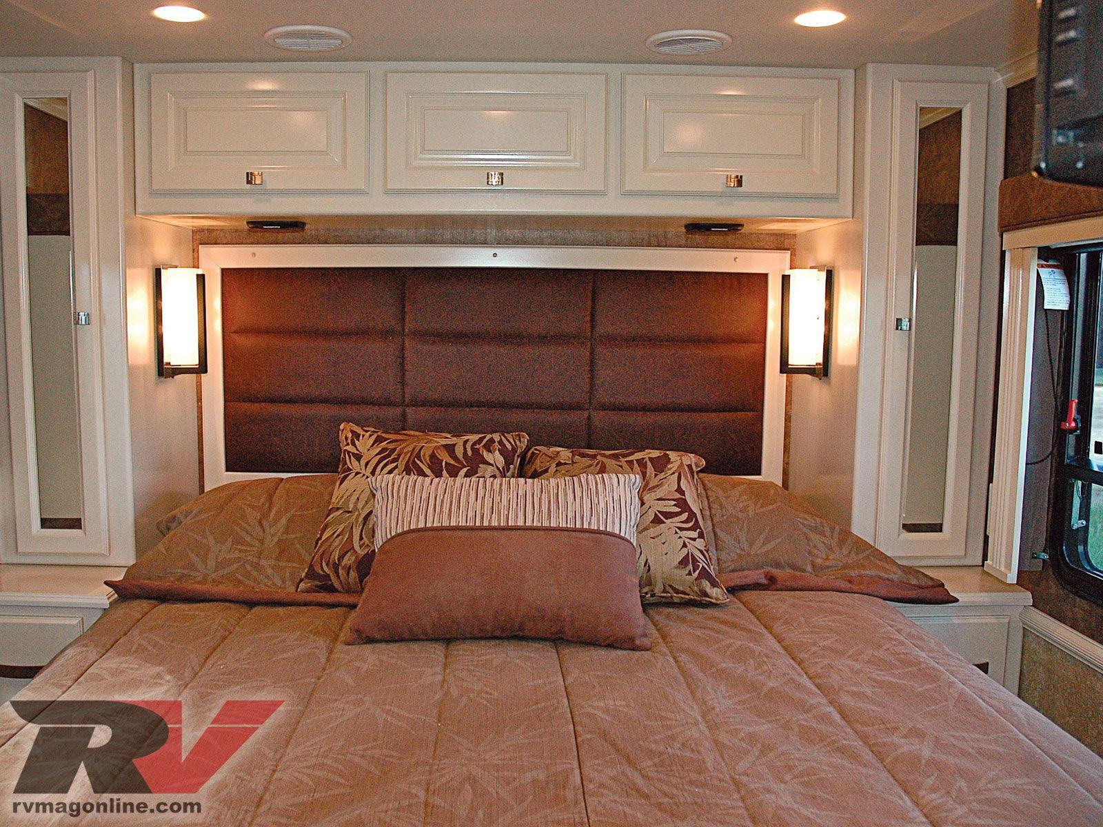 Rv Bedroom Ideas Allegro Breeze Compact Class A Motorhome Bedroom Photo 6 Rv Trailer Decor