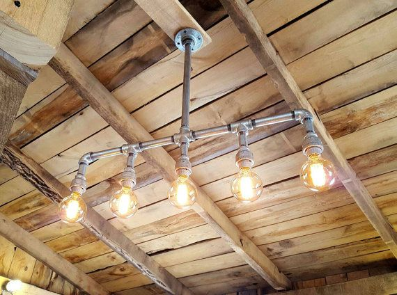 This Listing Is For A Custom Made To Order Galvanized Edison Bulb