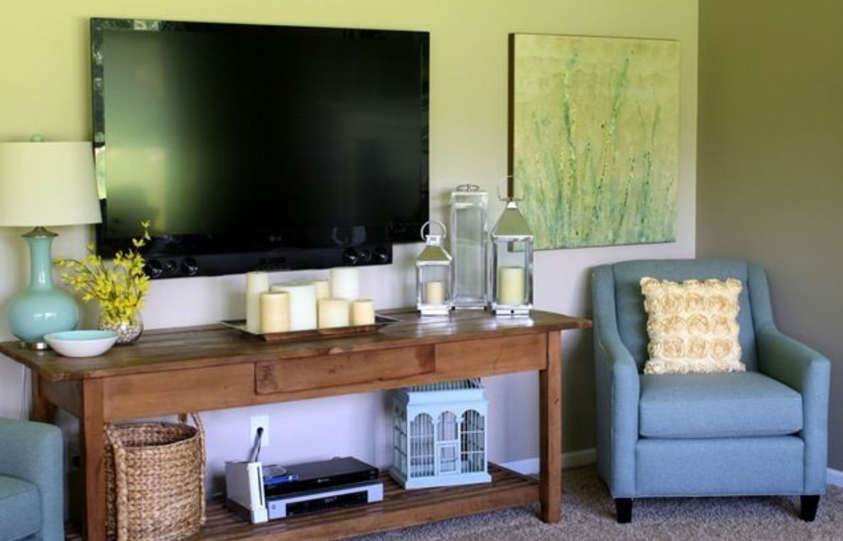 Tv Stand Decor Home Apartment Living Room Layout Home Living Room