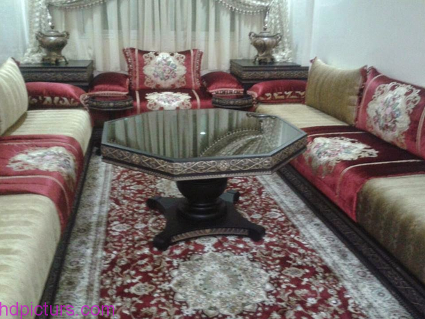 ديكورات مجالس مودرن 2018 ديكورات صالات كلاسيك احدث غرف جلوس Moroccan Living Room Country Living Room Blue Living Room