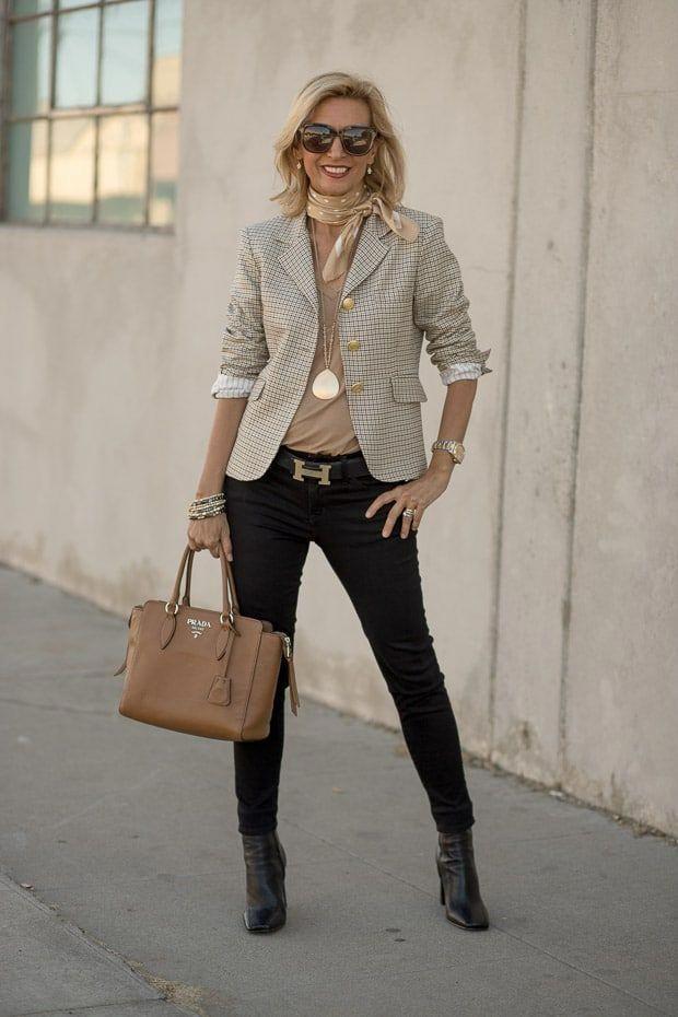 Photo of outfit blazer #BLAZERS