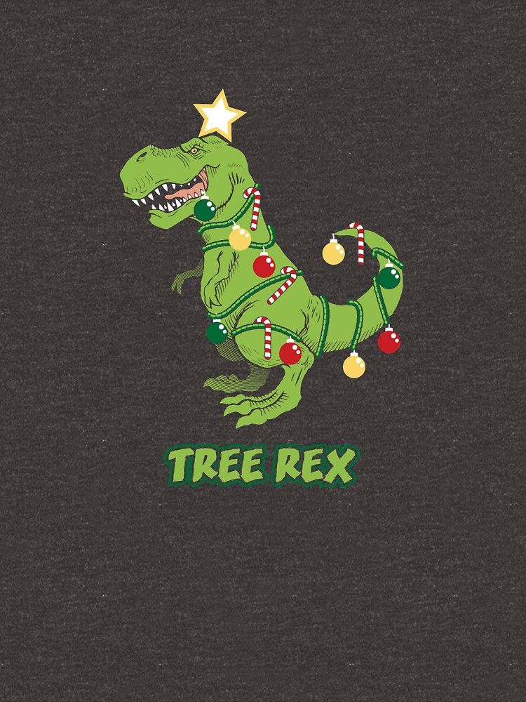 Tree Rex Dinosaur Christmas Costume Party Gift Essential T Shirt By Yeoys In 2021 Dinosaur Christmas Cute Christmas Wallpaper Christmas Costumes