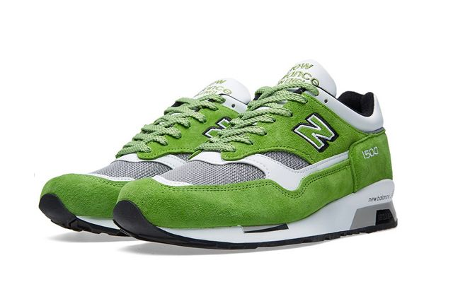 2b5e55606 NEW BALANCE 1500 MADE IN UK (LIME GREEN)