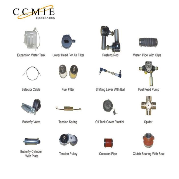 Spare parts: XCMG parts, Sany Parts, Shantui Parts,Shacman parts