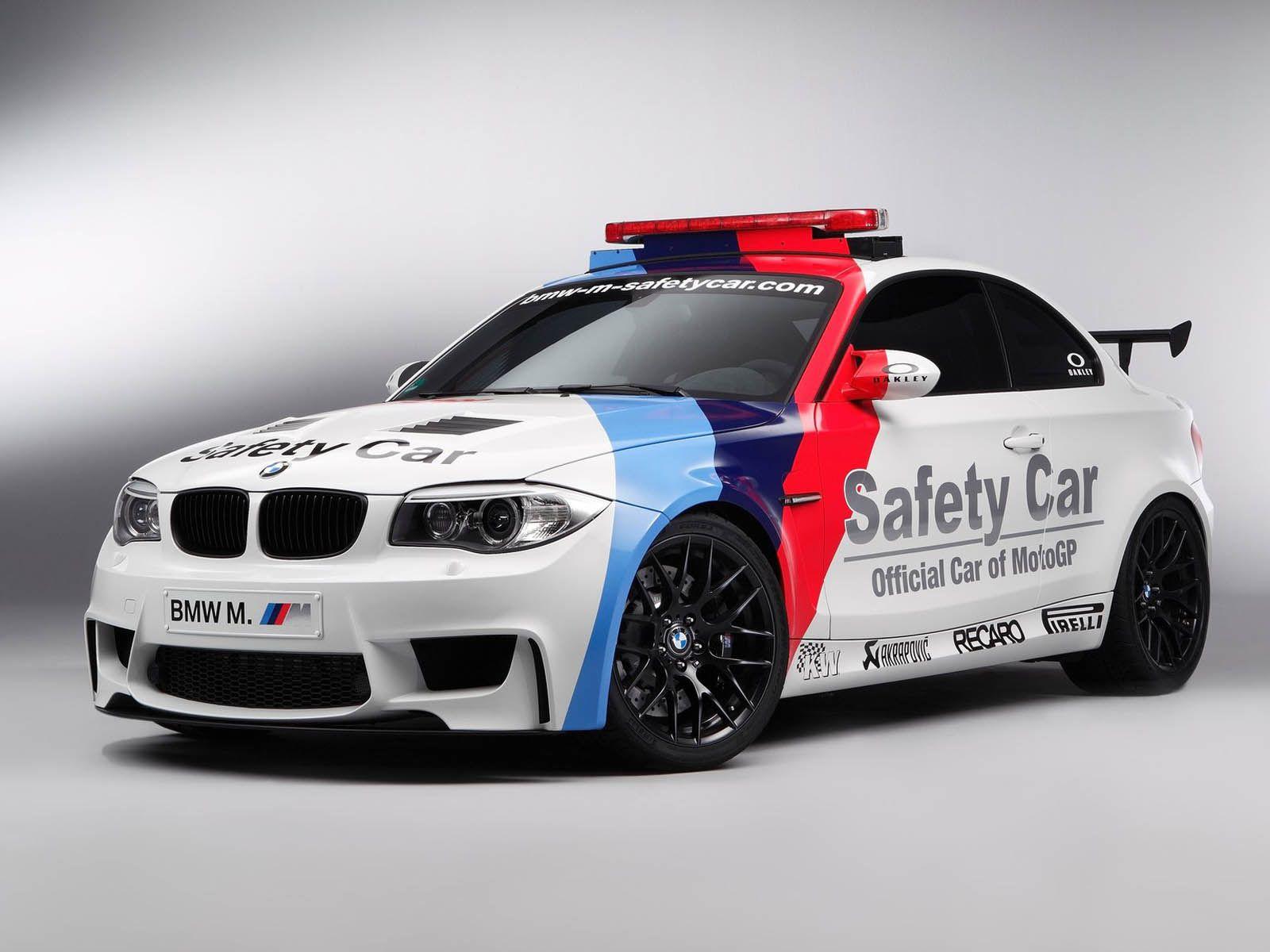 MotoGP Safety Car Car safety, Bmw 1 series, Bmw