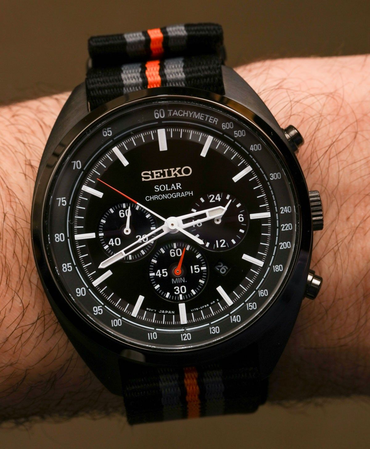 Seiko Recraft Series SSC667 & SSC669 Chronograph Watch