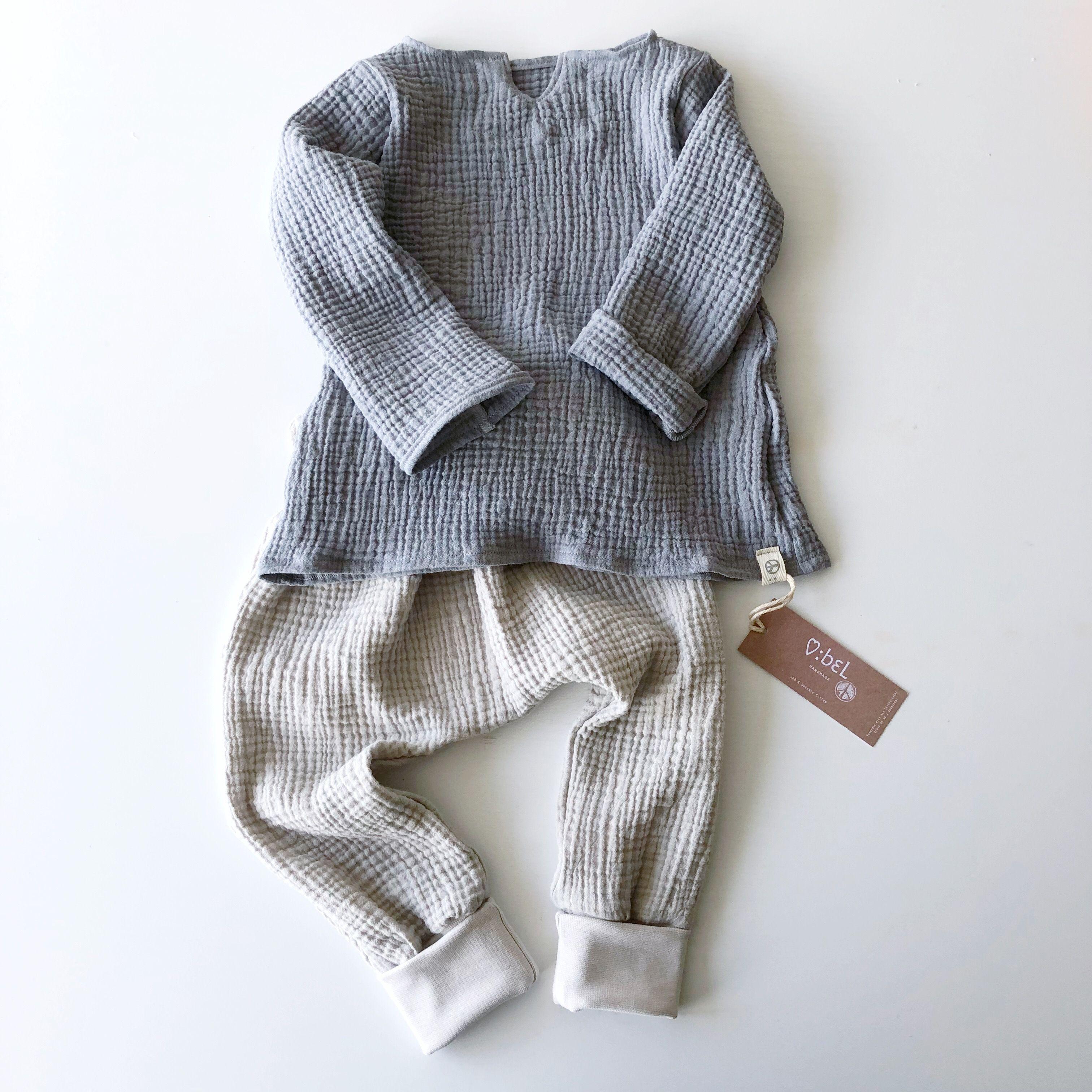 Photo of Sarouel Pants Baby – Bel Store