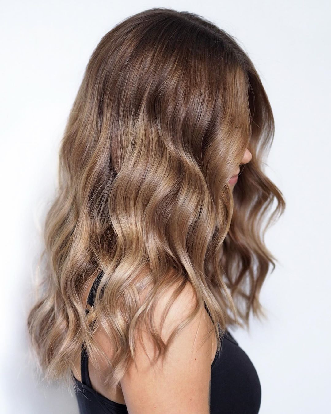 Caramel Hair Natural Waves Hair Color Auburn Hair Schwarzkopf Hair Color