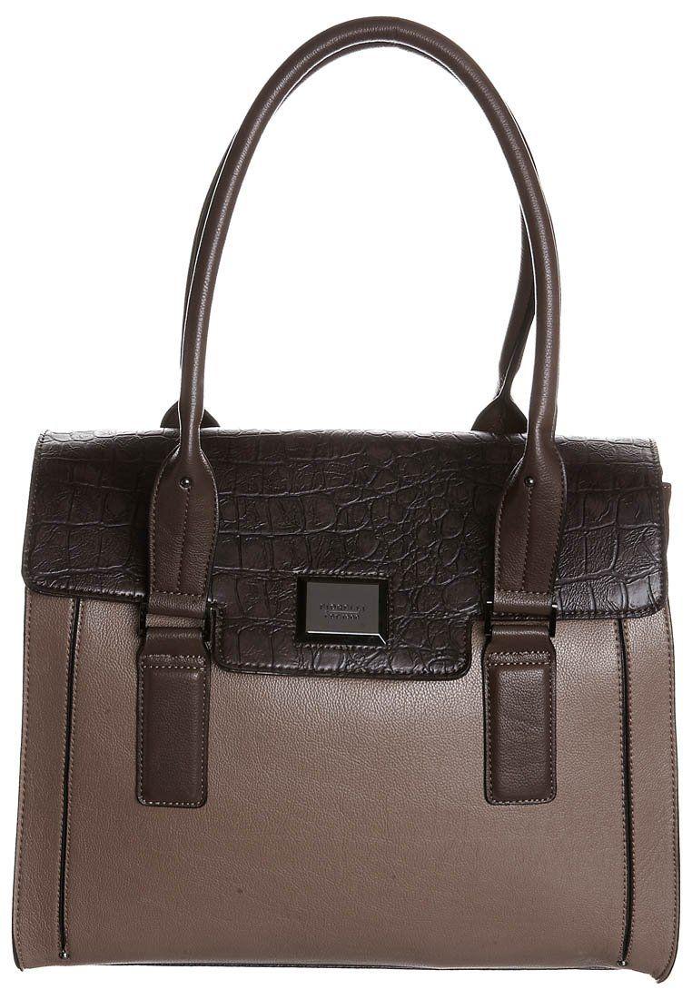 DAWN LEANNE - Shopping Bag - brown