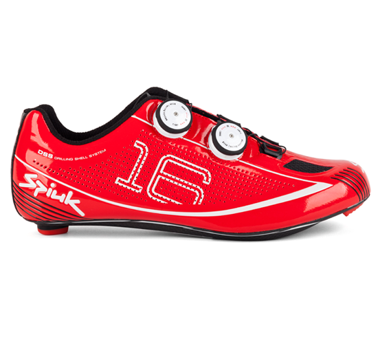 Spiuk Scarpe Corsa Z16RC Carbon Red