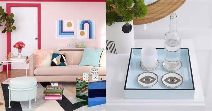 This Colorful Home Decor Line From Amazon Is At The Top Of Our Holiday Wishlist Home Accessories Home Diy Home Accessories Home Decor Unique Home Accessories