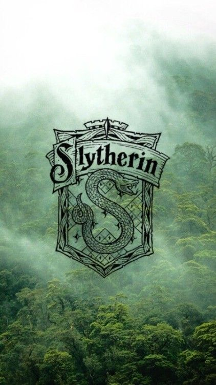 Pin By Holland On Slytherin Pride Harry Potter Wallpaper