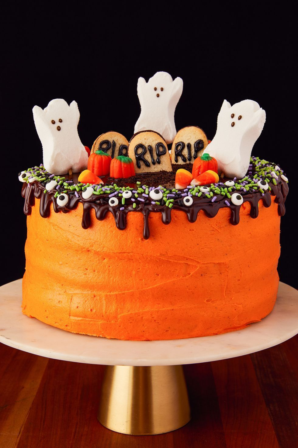 20+ Halloween Cakes That Beat A Bucket Of Candy