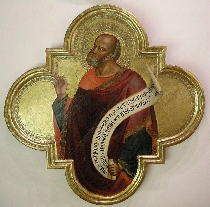 Lorenzo di Bicci - San Marco evangelista - 1398 - Museo dell'Opera del Duomo